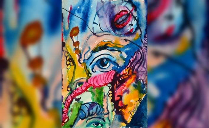 """Malyalızade'nin """"Başlık-Siz"""" Adlı 5'inci Kişisel Resim Sergisi Cuma Günü Açılıyor"""