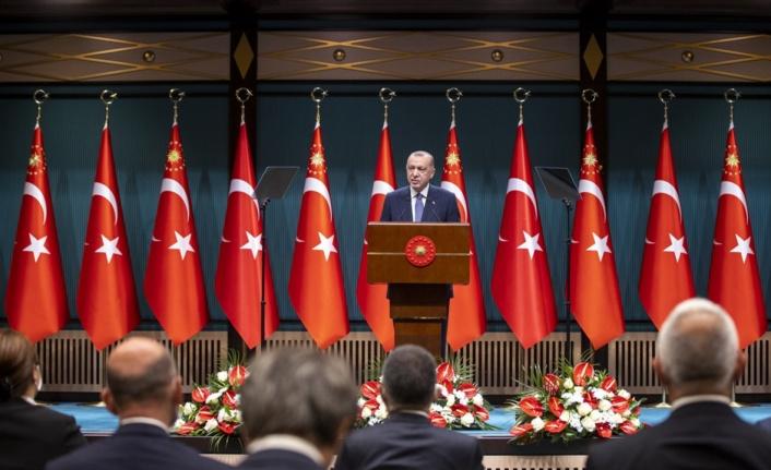 T.C. Cumhurbaşkanı Erdoğan'dan Kurban Bayramı tatili açıklaması