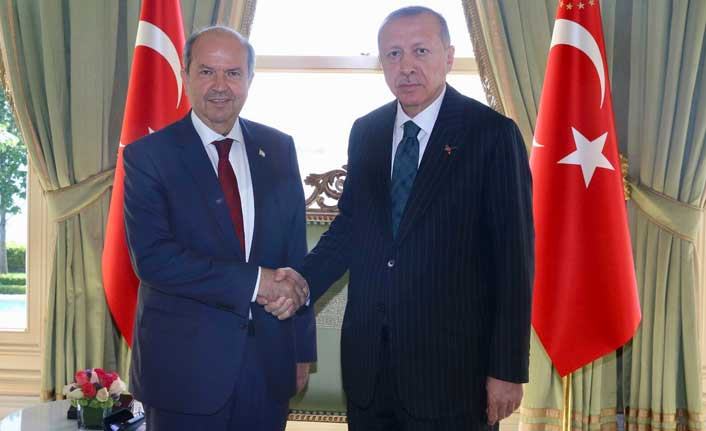 """Türkiye'de """"Ersin Tatar Dinlenme Parkı"""" açılıyor"""