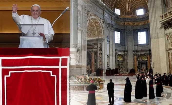 Vatikan ilk kez mal varlığını açıkladı!