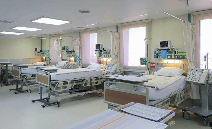 50 yaşındaki erkek hasta Covid-19'dan hayatını kaybetti