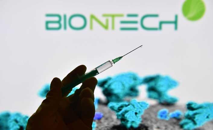 BioNTech aşısı yaptıranlar dikkat!