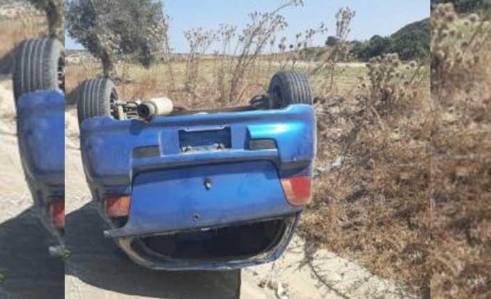 Feci kaza! İki kişi yaralandı