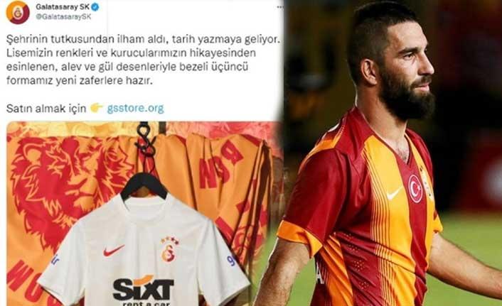 Galatasaray'ın yeni formasının tasarımı ve pahalı fiyatı taraftarın tepkisini topladı