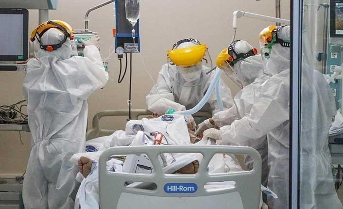 İki hasta yoğun bakımdan çıktı