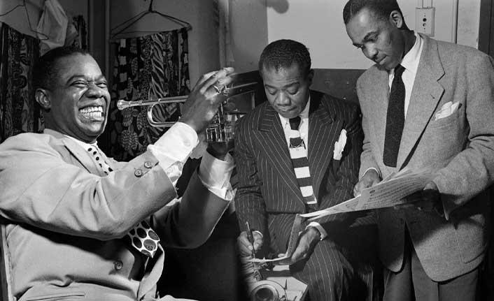 Müzisyen Louis Armstrong CIA ajanı çıktı