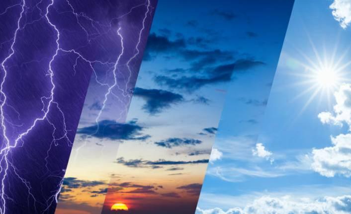 Hava durumu raporu! Hava nasıl olacak?