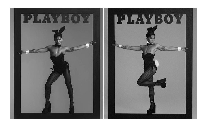 Playboy Dergi Kapağında İlk Defa Eşcinsel Var!