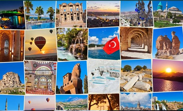 Turizmin 'en kötü yılı'nda Türkiye dünyada 5'inci oldu