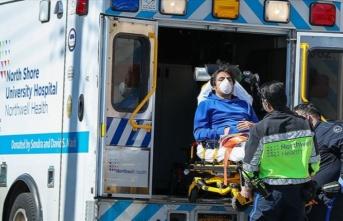 ABD'de koronavirüs nedeniyle ölenlerin sayısı 530 bini geçti