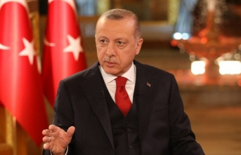 Erdoğan: 2023'e Cumhur İttifakı olarak çok güçlü bir şekilde hazırlanıyoruz