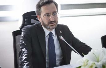 """Altun: """"Kıbrıs'ta Tek Çözüm Eşit Ve Egemen İki Devletin Varlığdır"""""""