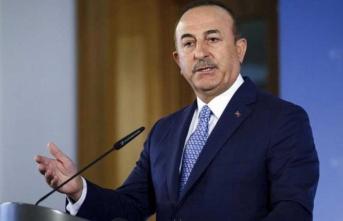"""Çavuşoğlu: """"Eski BM Güvenlik Konseyi kararlarında ısrar etmek bizi sadece kısır bir döngüye sokabilir"""""""