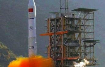 Çin, uzay kargo gemisi Tiencou-2'yi yörüngeye fırlattı