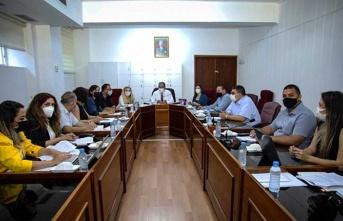Cumhuriyet Meclisi, İdari, Kamu Ve Sağlık İşleri Komitesi Toplandı