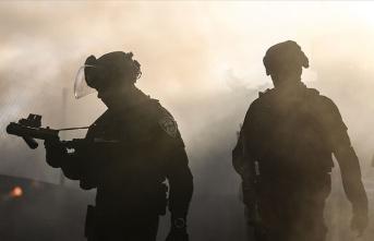 İsrail Askerleri Batı Şeria'da Filistin Kızılayına Saldırdı