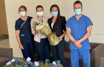 NorthernLand, Acil Durum Hastanesi'nde anneleri unutmadı