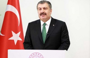 """Türkiye sağlık bakanı koca: """"haziran ayında 30 milyon doz biontech aşısı gelecek"""""""