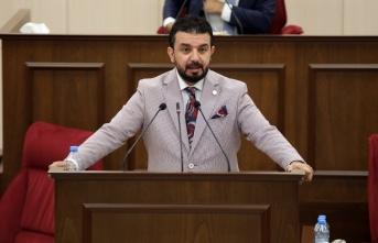 """Zaroğlu: """"Yüzlerce işletme iflasla karşı karşıya kalmıştır"""""""
