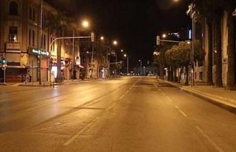 20 kişi sokağa çıkma yasağını ihlal etti