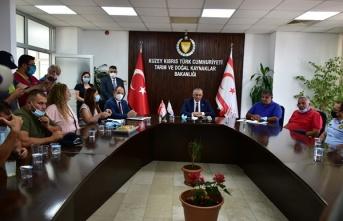 """Çavuşoğlu: """"Ortak hedefimiz sistemi yeniden kurgulamak"""""""
