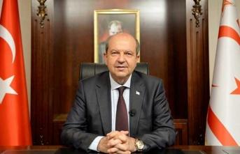 Cumhurbaşkanı Tatar, Rum Yönetimi Başkanı Anastasiadis'i Yanıtladı;