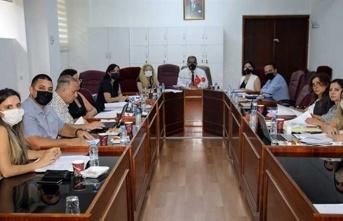 Cumhuriyet Meclisi, İdari, Kamu Ve Sağlık İşleri Komitesi Bugün Toplandı