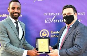 DAÜ'den uluslararası öğrencilerine teşekkür etkinliği