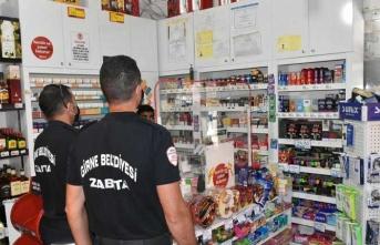 Girne'de bir işletme mühürlendi!