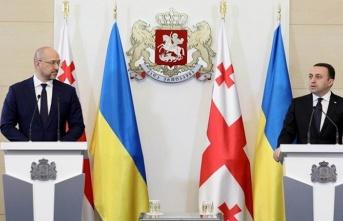 """Gürcistan Ve Ukrayna'dan """"Rusya Tehdidi""""Ne Karşı İş Birliği"""