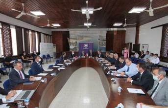 """""""İktisadi Ve Mali İşbirliği Anlaşması Birinci Gözden Geçirme Toplantısı"""" Yapıldı"""