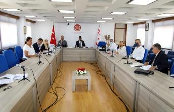 Kıb-Tek'teki İhalelerde Usulsüzlük Yapılıp Yapılmadığına İlişkin Meclis Araştırma Komitesi Toplandı