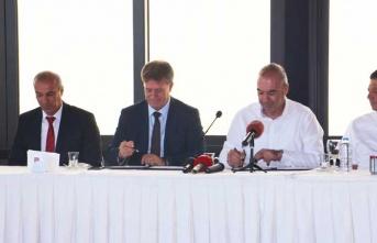 KTFF ile Ekonomi ve Enerji Bakanlığı arasında protokol imzalandı