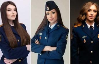 Rusya'da hapishane gardiyanları arasında güzellik yarışması düzenleniyor