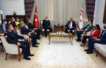 Sennaroğlu, Polis Genel Müdürü Soyalan Ve Heyetini Kabul Etti