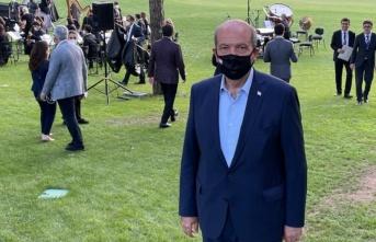 Tatar'dan, Erdoğan'ın davetine ilişkin paylaşım