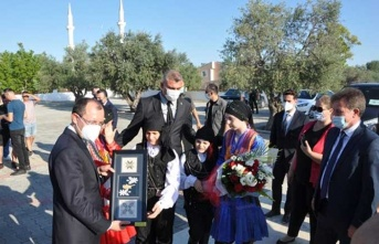 TC Ticaret Bakanı Muş, Karadeniz Kültür Derneği İskele Şubesini Ziyaret Etti