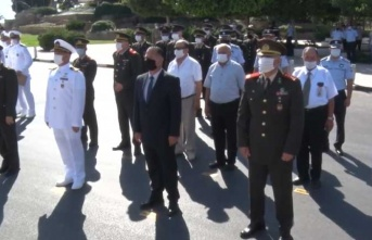 1 Temmuz Denizcilik Ve Kabotaj Bayramı Gazimağusa'da Kutlandı
