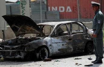 Afganistan'ın başkenti Kabil'e roketli saldırı
