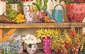 Bahçenizi Güzelleştirecek Dekoratif Çiçek Evi Hazırlamanın Püf Noktaları