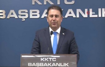 """Başbakan Saner: """"Maske, mesafe, hijyene özen gösterilmeli"""""""
