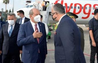 Cumhurbaşkanı Tatar Adana'da
