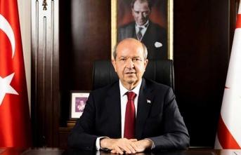 """Cumhurbaşkanı Tatar İnönü Şehitlerini Andı; """"Şehitleri Unutmadık Unutmayacağız"""""""