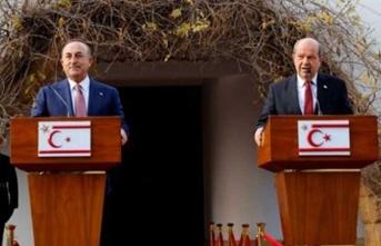 Cumhurbaşkanı Tatar, TC Dışişleri Bakanı Mevlüt Çavuşoğlu'nu kabul edecek