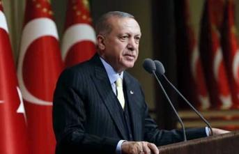 Erdoğan'dan KKTC ziyareti öncesi açıklama