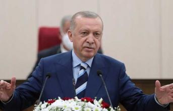 Erdoğan: İki bayramı bir arada kutluyoruz