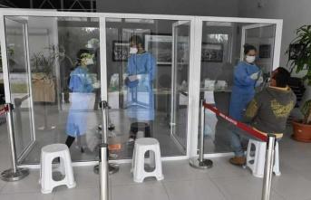 Girne Belediyesi'ne ait Leymosun Kültür Evinde PCR Testleri Yeniden Yapılmaya Başlanıyor