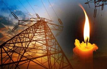 Girne'ye Bağlı Bazı Yerleşim Bölgelerine Yarın Elektrik Verilemeyecek