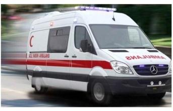 Kıb-Tek çalışanı iş kazası geçirdi!