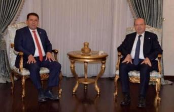 Saner, Cumhurbaşkanı Tatar ile görüşecek
